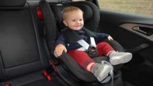 Minivan Child Car Seat
