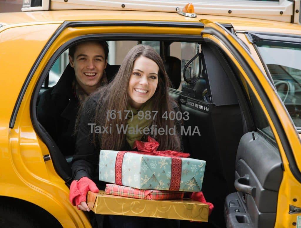 Taxi Wakefield MA