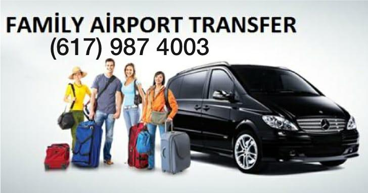 Airport Taxi Cab Somerville MA