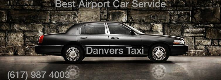 Danvers Taxi Cab to Boston Airport